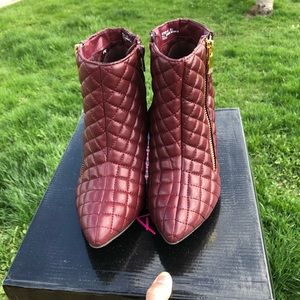 Anne Michelle Heel Bootie Pre-Owned